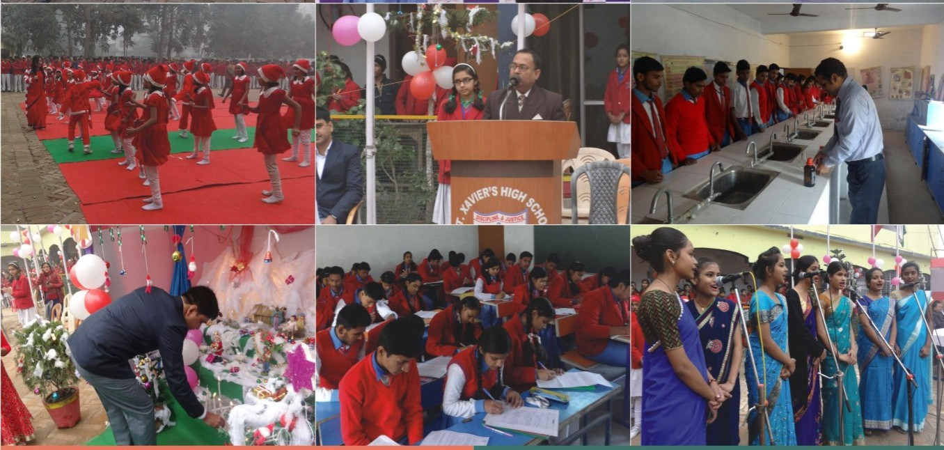 Vision Mission St Xaviers High School